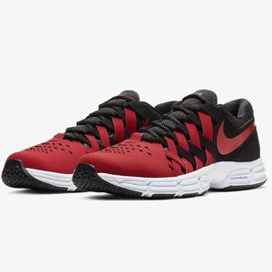 NEW Men's 12 Nike Lunar Fingertrap TR Lunar Shoes